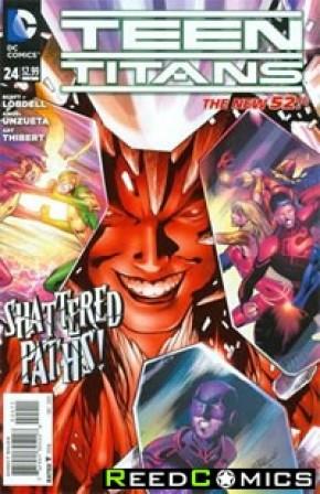 Teen Titans Volume 4 #24