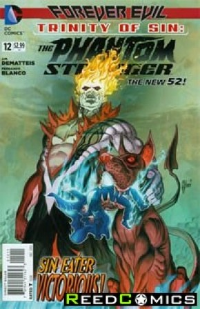 Trinity of Sin The Phantom Stranger #12