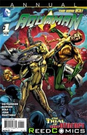 Aquaman Volume 5 Annual #1