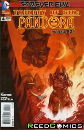 Trinity of Sin Pandora #4
