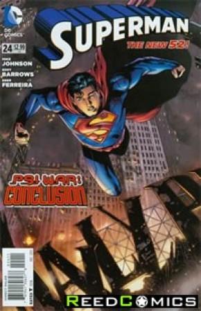 Superman Volume 4 #24