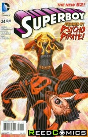 Superboy Volume 5 #24