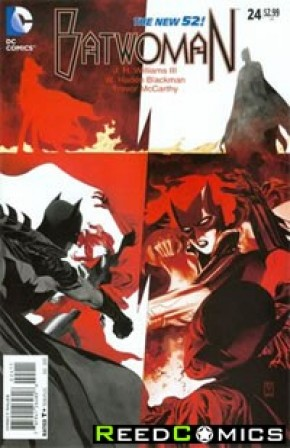 Batwoman #24