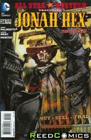 All Star Western Volume 2 #24