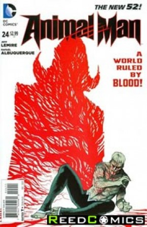 Animal Man Volume 2 #24