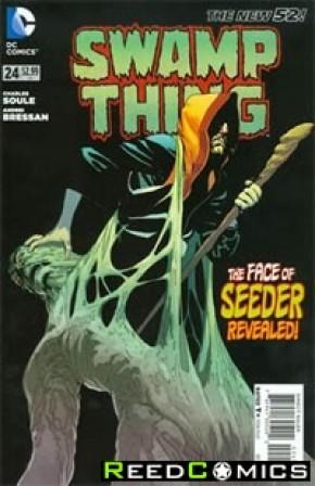 Swamp Thing Volume 5 #24