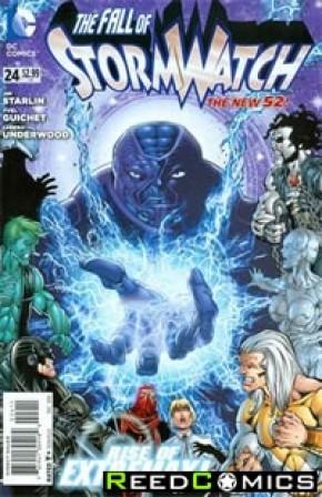 Stormwatch Volume 3 #24
