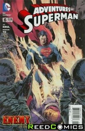 Adventures of Superman Volume 2 #6