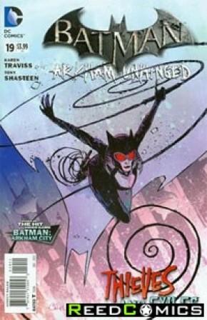Batman Arkham Unhinged #19