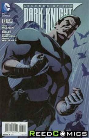 Legends of the Dark Knight (2012) #13