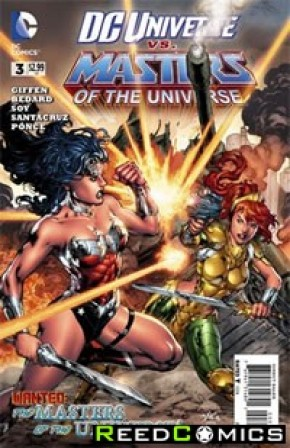 DC vs. the Masters of the Universe #3