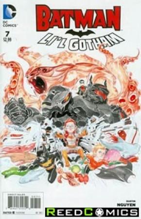 Batman Lil Gotham #7