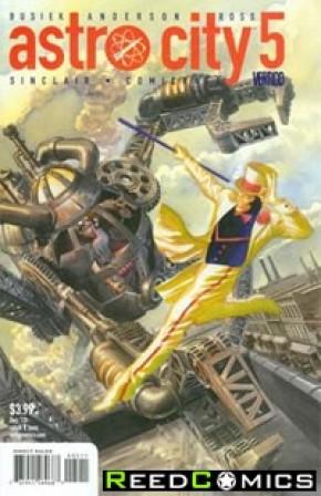 Astro City Volume 3 #5