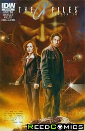 X-Files Season 10 #5 (Random Cover)