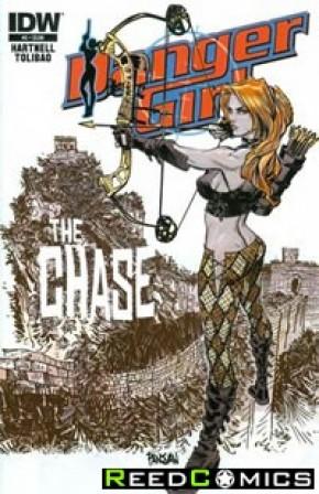 Danger Girl The Chase #2