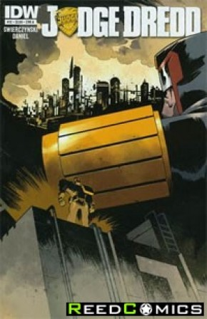 Judge Dredd Volume 4 #12