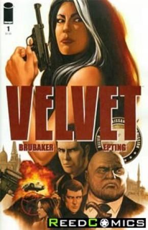 Velvet #1 *HOT BOOK*