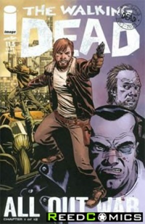The Walking Dead #115 (Cover A)