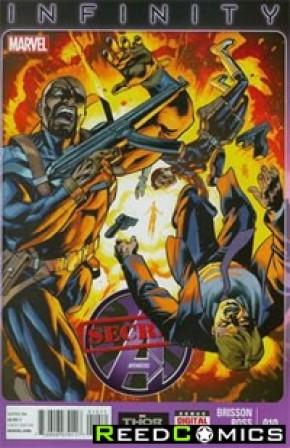 Secret Avengers Volume 2 #10