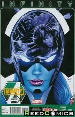 Mighty Avengers Volume 2 #2
