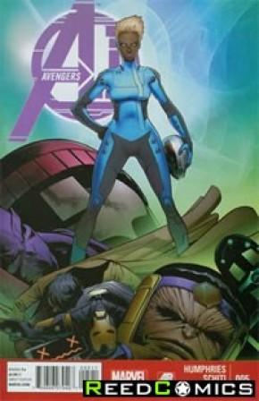 Avengers AI #5