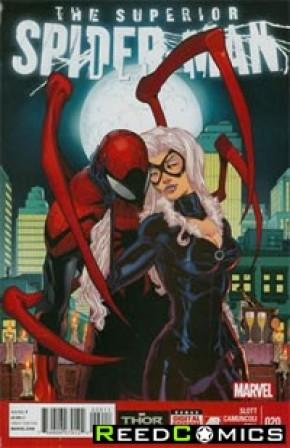 Superior Spiderman #20