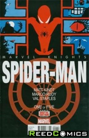Marvel Knights Spiderman Volume 2 #1