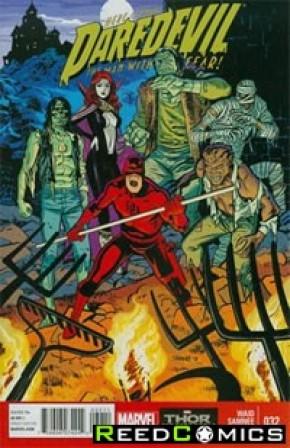 Daredevil Volume 3 #32