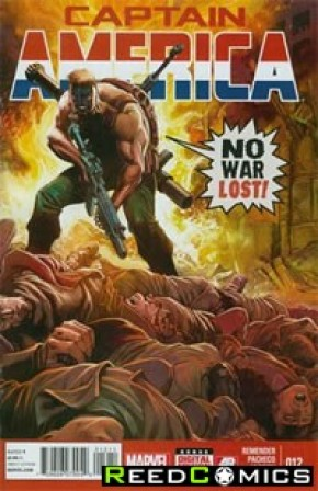 Captain America Volume 7 #12