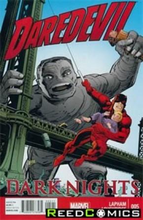 Daredevil Dark Nights #5