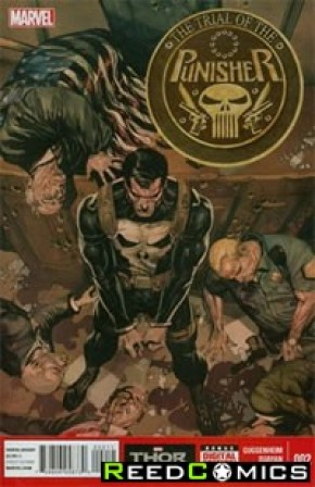 Punisher Trial of the Punisher #2