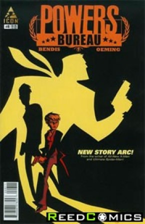 Powers The Bureau #8