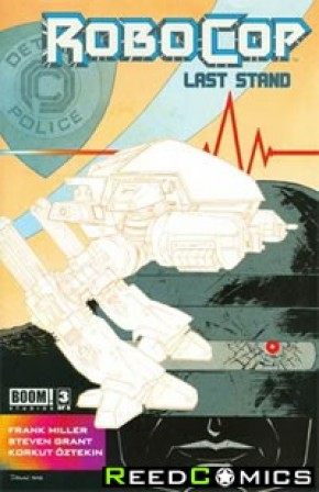 Robocop Last Stand #3