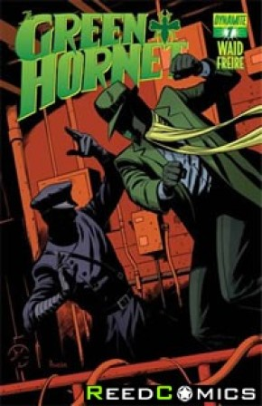 Green Hornet by Mark Waid #7
