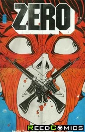 Zero #2 (2nd Print)