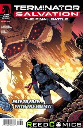 Terminator Salvation The Final Battle #10