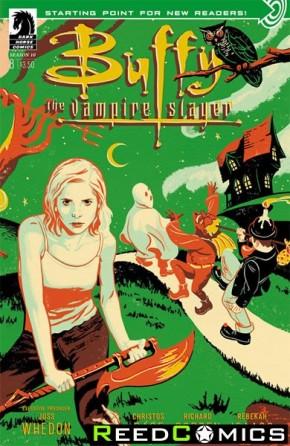 Buffy The Vampire Slayer Season 10 #8