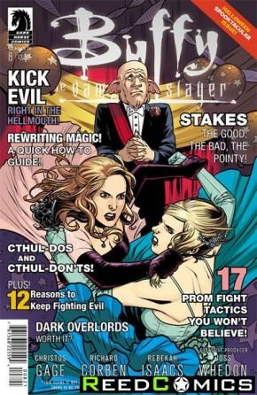 Buffy The Vampire Slayer Season 10 #8 (Isaacs Variant)