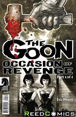 Goon Occasion of Revenge #4