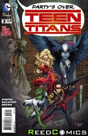 Teen Titans Volume 5 #3