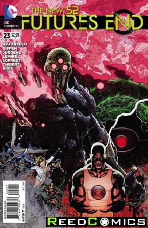 New 52 Futures End #23