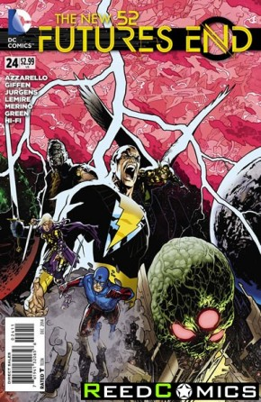 New 52 Futures End #24