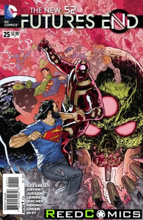 New 52 Futures End #25