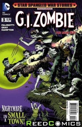 Star Spangled War Stories GI Zombie #3