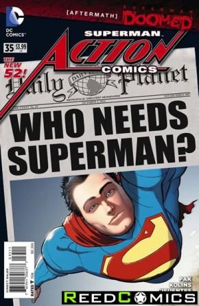 Action Comics Volume 2 #35