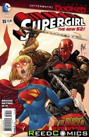 Supergirl Volume 6 #35