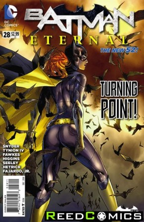 Batman Eternal #28