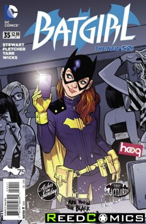 Batgirl Volume 4 #35 (1 Per Customer)