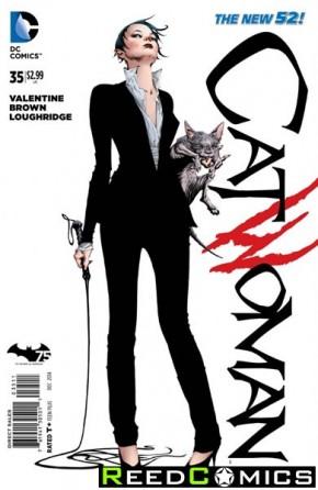 Catwoman Volume 4 #35