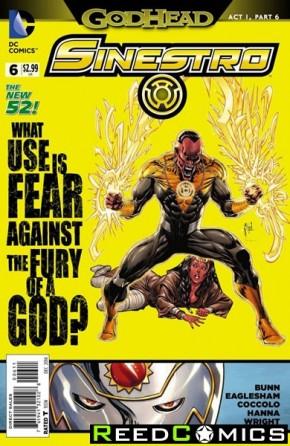 Sinestro #6